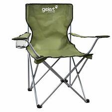 Gelert Camping Chair 2.45KG  Unisex Sport Green