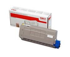 Original OKI  Toner gelb 44318605 C710 C711  A-Ware