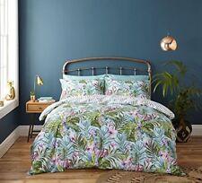Catherine Lansfield Tropical Feuille coton majoritaire Green Parure de lit - 2