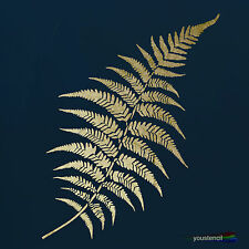 Fern Leaf  Stencil :  EXTRA LARGE:   For Walls, Furniture and Art:  ST60XL