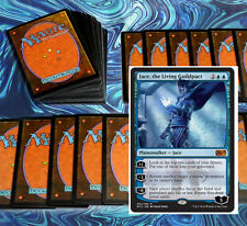 mtg BLUE TOPDECK DECK Magic the Gathering rare cards jace