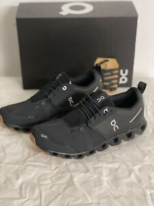 ON RUNNING Cloud Terry 18.99684 Black 2021 Brand New Complete