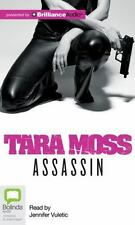 NEW Assassin by Tara Moss Compact Disc Audiobook (English) Free Shipping