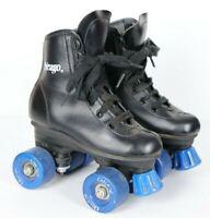 Chicago Skates Boys Size 11 Youth Rink Roller Skates Blue Black Child NICE