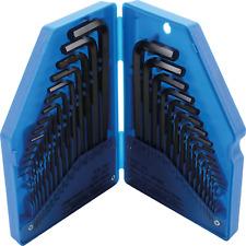 Kraftmann Serie 30 chiavi brugola Metr Poll. - codice Bgs810
