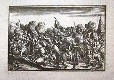SCHLACHT BATAILLE DE SAINT DENIS MONS 1678 GUERRE DE HOLLANDE TRAITÉ DE NIMÈGUE