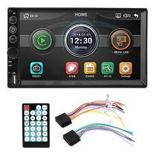 7inch Vehicle Touch Screen HD 2 Din FM Radio Audio MP5-7062 Video Music Player