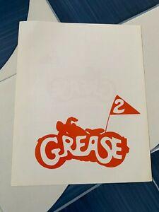 Grease 2 (1982) Michelle Pfeiffer, Original Press Kit.