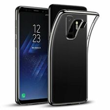 Reboos Samsung Galaxy S9 Plus Clear Phone Case Cover Ultra Thin TPU Soft Slim +
