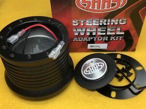 Boss kit for Toyota HILUX + 4RUNNER 1989-97 Steering wheel adapter SAAS BK171L