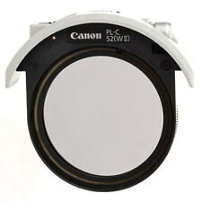 Canon 52mm Drop-in Circular Polarizing Filter