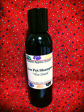 PET SHAMPOO! Peppermint Patty Scent!! 4 oz. For Dogs & Cats! Long Lasting Scent!