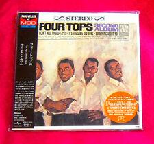 Four Tops Second Album MINI LP CD JAPAN UICY-93346