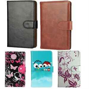 Universal Premium Mobile Phone Flip Case For OnePlus 7T - 360 PU Leather XL