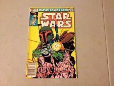 STAR WARS #68 Marvel Bronze Age BOBA FETT KEY ISSUE NEWSSTAND Higher Grade A