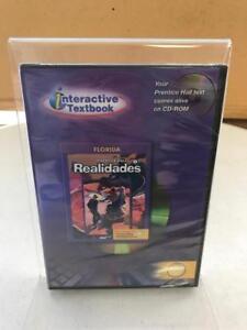 Prentice Hall Realidades 1 Interactive Textbook CD-ROM
