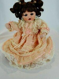 "Marie Osmond Baby Renee 6"" Porcelain Tiny Tot Doll W/Box & COA"