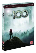 LOS 100 TEMPORADA 3 DVD ESPAÑOL NUEVO CASTELLANO PRECINTADO TERCERA