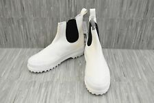 Superga 2508 Synrbrw Alpina Boots, Women's 7.5 / Men's 6 / EU 38, White NEW