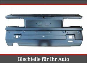 BMW 3er E30 1987-1990 2/4 Tür Heckblech Reparaturblech Limousine Hinten Blech