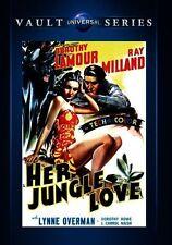 Her Jungle Love (1938 Dorothy Lamour) - Region Free DVD - Sealed
