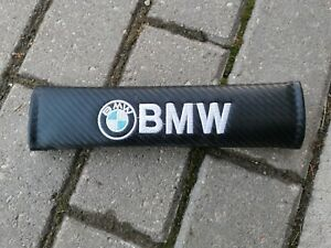 BMW seat belt pad