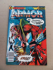 Armor (and the Silver Streak) 2 . Continuity 1986 - VF - minus