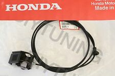 New OEM 92-95 Honda Civic D16Z6 EX SI CX DX VX EG6 Hood Release Cable w Pull Tab