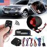 1 Set Car Vehicle Burglar Protection System Alarm Security+2 Remote Control New