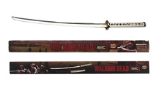 Michonne The Walking Dead Collector's Edition Katana Samurai Sword MC-WD001