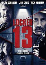 Locker 13 (DVD, 2014, WS) Rick Schroder,  Jon Gries   NEW