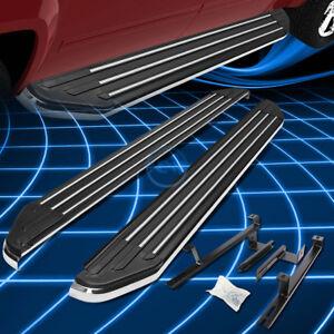 "For 11-18 Toyota Sienna XL30 5.25"" Aluminum Running Board Side Nerf Step Bars"
