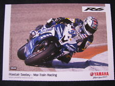 Mar-Train Racing Yamaha YZF-R6 BSS 2014 #3 Alastair Seeley (GBR)