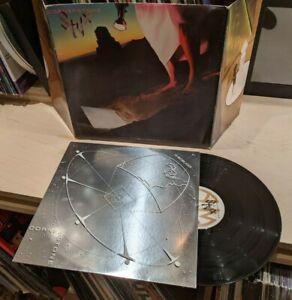 Styx Vinyl LP A&M Records 1979, SP-3711, Cornerstone ~ VG+