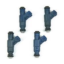 4x Genuine Bosch Fuel Injectors For Audi A4 A4 Quattro VW Passat 1.8L Turbo