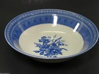 "Churchill Out of the Blue 9"" Round Vegetable Bowl"