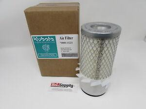 Genuine OEM Kubota Air Filter 70000-11221 Fits B, KH, L Series and More