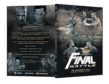 Official ROH Ring of Honor - Final Battle 2016 Event DVD
