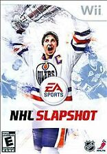 NHL Slapshot (Nintendo Wii, 2010)