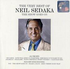 Neil Sedaka - Show Goes on: The Very Best of Neil Sedaka [New CD] UK - Import