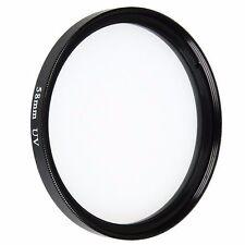 58 mm UV Lens Filter UV Protector Filter for Nikon Canon Olympus