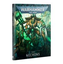 Games Workshop Warhammer Codex: Necrons 40K Rulebook