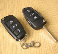 Remote Central Locking Kit for VW GOLF mk4 mk5 POLO LUPO GTI with HAA key blanks
