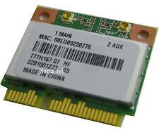 NEW Atheros AR5B97 802.11b/g/n PCI-E Half mini Card NI.23600.072 / 50.03346.411