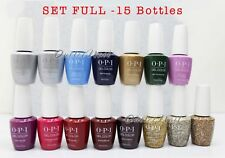 OPI GelColor DISNEY NUTCRACKER AND THE FOUR REALMS Holiday SET 15  HP K01 to K15