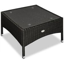 Polyrattan Tisch 90x90.Quadratische Gartentische Aus Polyrattan Günstig Kaufen Ebay