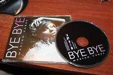 mariah carey -bye bye   promo   cd  NEW