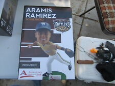 Aramis Ramirez Bobblehead Wisconsin Timber Rattlers in box