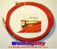 """WeldingCity® MIG Welding Gun Teflon Liner 194T-011 030""""-035"""" 15-ft Miller Hobart"""
