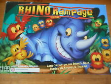 Rhino Rampage Game by Mattel 100% complete